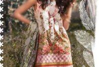 Sapphire Unstitched Summer Lawn Dresses 2017
