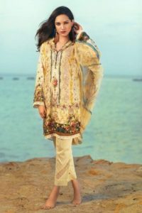 Threads and Motifs Summer Lawn Collection 2017 4