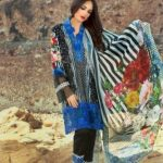 Threads and Motifs Summer Lawn Collection 2017 5