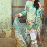 Threads and Motifs Summer Lawn Collection 2017 6