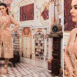 Veena Durrani Summer Tunics Collection 2017 6
