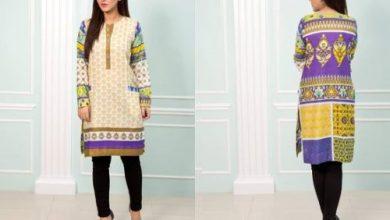 Vintage Pret Kurtis Designs By Lala Textiles 2017
