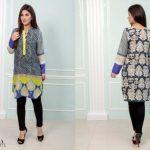 Vintage Pret Kurtis Designs By Lala Textiles 2017 6