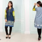 Vintage Pret Kurtis Designs By Lala Textiles 2017 7