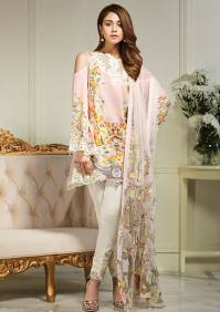 Anaya Eid Luxury Lawn Modern Dresses Collection 2017 6