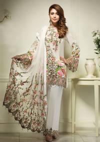 Anaya Eid Luxury Lawn Modern Dresses Collection 2017 8