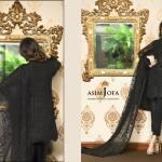 Asim Jofa Mysorie Chiffon Eid Dresses Luxury Collection 2017 6