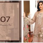 Baroque Festive Season Lawn Embroidered Collection 2017 7