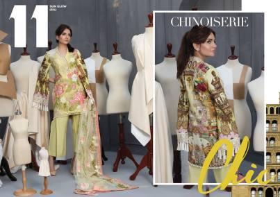 Crimson Eid Lawn Festive Season Dresses 2017 11