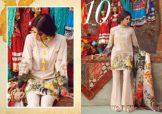 Cross Stitch Modern Eid Lawn Collection 2017 2