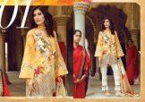 Cross Stitch Modern Eid Lawn Collection 2017 3