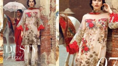 Cross Stitch Modern Eid Lawn Collection 2017