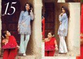 Cross Stitch Modern Eid Lawn Collection 2017 8