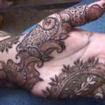 Eid Ul Fitr Mehndi Designs For This Summer Season 2017 10
