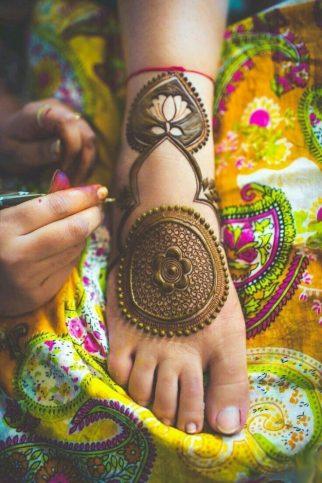 Eid Ul Fitr Mehndi Designs For This Summer Season 2017 2