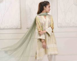 Farah Talib Aziz Eid Modern Collection For Woman 2017 2