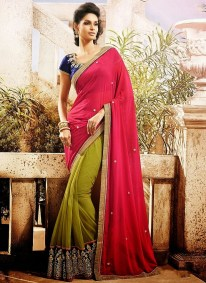 Indian Formal Saree Designs That Can Be Worn On Any Event 4
