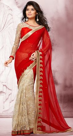Indian Formal Saree Designs That Can Be Worn On Any Event 6