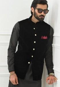 Ismail Farid Eid Kurta Shalwar Designs For Men 2017