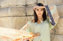 Ivy Gulzar Casual Eid Lawn Shalwar Kameez Collection 2017 2