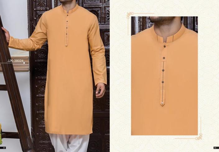Junaid Jamshed Eid Kurta Shalwar Trendy Collection 2017 14