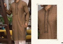 Junaid Jamshed Eid Kurta Shalwar Trendy Collection 2017 5
