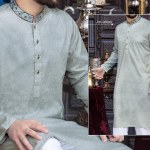 Junaid Jamshed Eid Kurta Shalwar Trendy Collection 2017 8