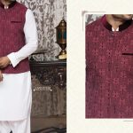 Junaid Jamshed Eid Waistcoat Collection 2017 2