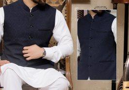 Junaid Jamshed Eid Waistcoat Collection 2017 3