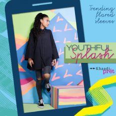 Khaadi Youth Splash Pret Summer Casual Collection 2017 3