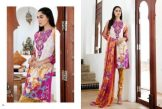 Mahnoor Embroidered Eid Casual Lawn AlZohaib 2017 9