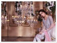 Maria B MBroidered Unstitched Eid Collection 2017 2