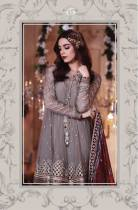 Maria B MBroidered Unstitched Eid Collection 2017 3