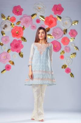 Modern Woman Eid Dresses By Sofia Naveed Lari 2017 5