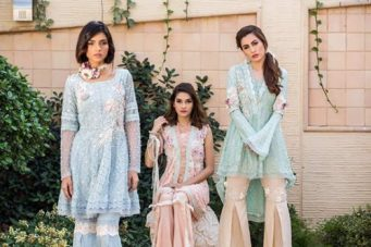 Mubashira Usman Ramadan Eid Shalwar Kameez 2017 2