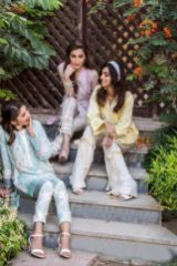 Mubashira Usman Ramadan Eid Shalwar Kameez 2017 5