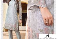 Nishat Linen Luxury Formal Wear Eid Collection 2017