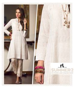 Nishat Linen Luxury Formal Wear Eid Collection 2017 7