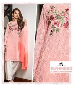 Nishat Linen Luxury Formal Wear Eid Collection 2017 8