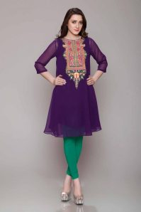 Rang Ja Eid Festive Season Dresses Colorful Collection 2017 8