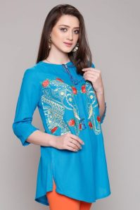 Rang Ja Eid Festive Season Dresses Colorful Collection 2017 9