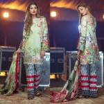 Rungrez Eid Lawn Shalwar Kameez Designs 2017 8