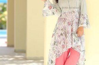 Sidra Mumtaz Summer Formal Dresses For Woman 2017