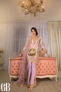 Sobia Nazir Chiffon Festive Eid Collection 2017 11