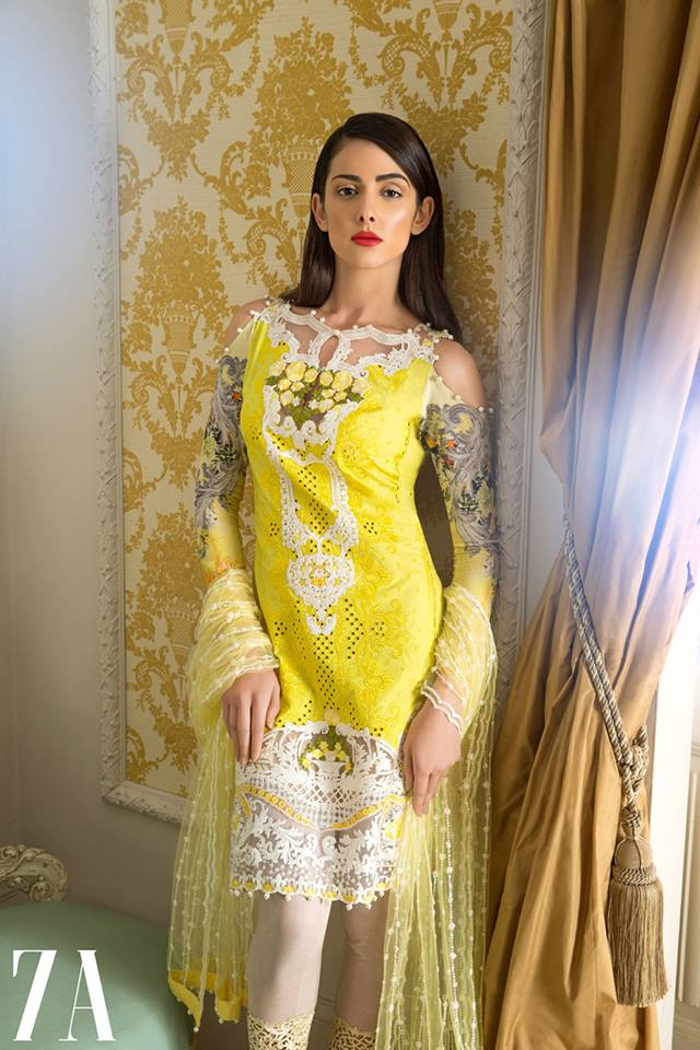 Sobia Nazir Chiffon Festive Eid Collection 2017