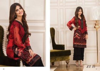 Veena Durrani Modern Summer Tunics Collection 2017 Vol-5 6