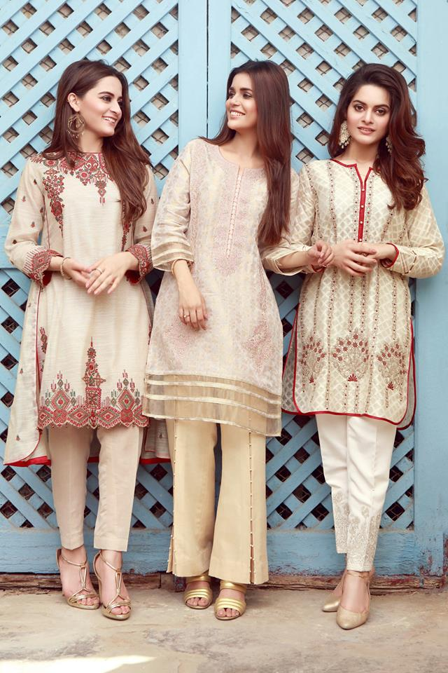 Edenrobe Traditional Eid Collection For The Complete Family 2017