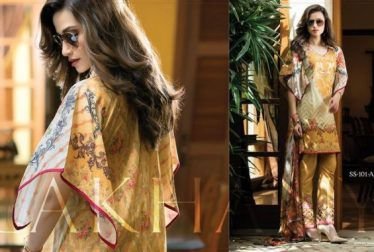 Sophia Sahar Eid Collection By LSM Fabrics 2017