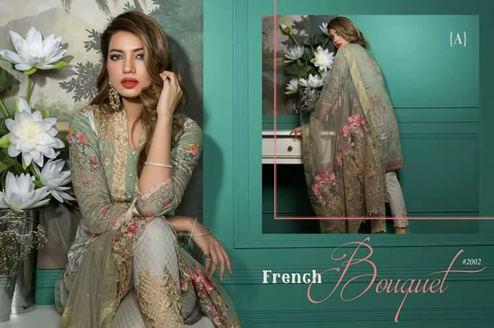 Rang Rasiya Carnation Eid Collection 2017