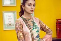 Qalamkar Luxury Winter Dresses Glamorous Collection 2018
